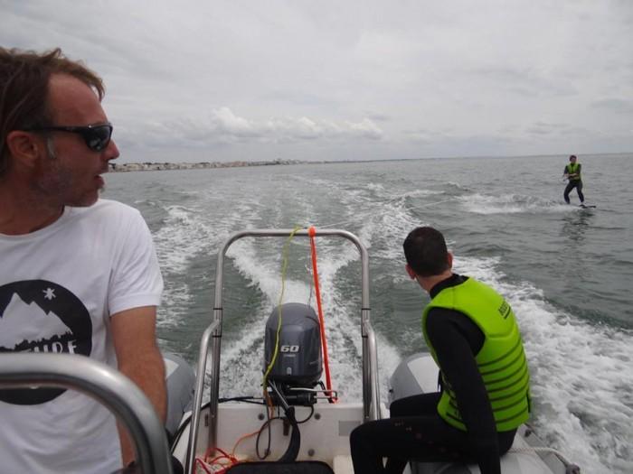 Kiteschool in Palavas-les-Flots