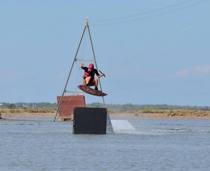 Cablepark for watersports