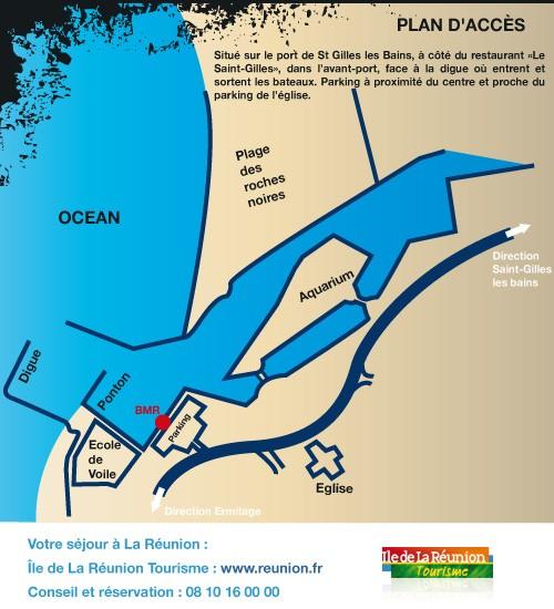 Bleu Marine Réunion  - Alt image