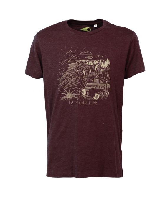 T-Shirt BIO SS LIFE SOORUZ - Alt image