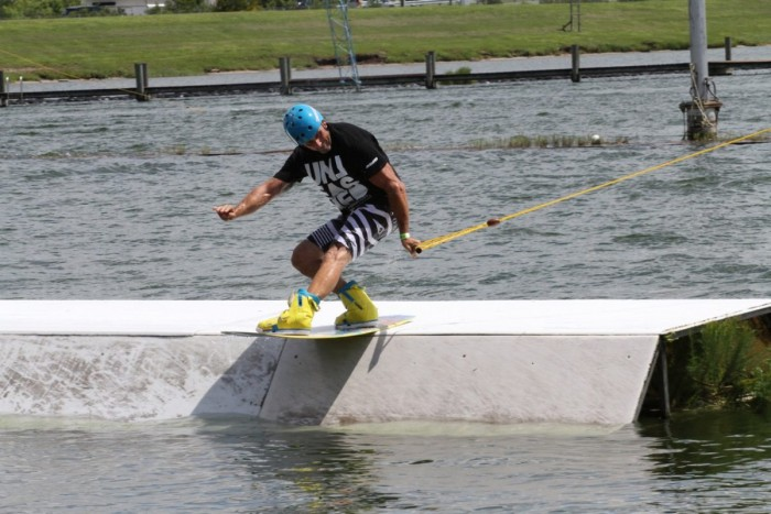 Philippe Sirech wakeboard