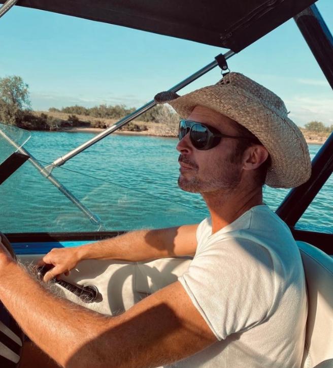 Guillaume Pomès, Coach en ski nautique à Camargue Paradise.