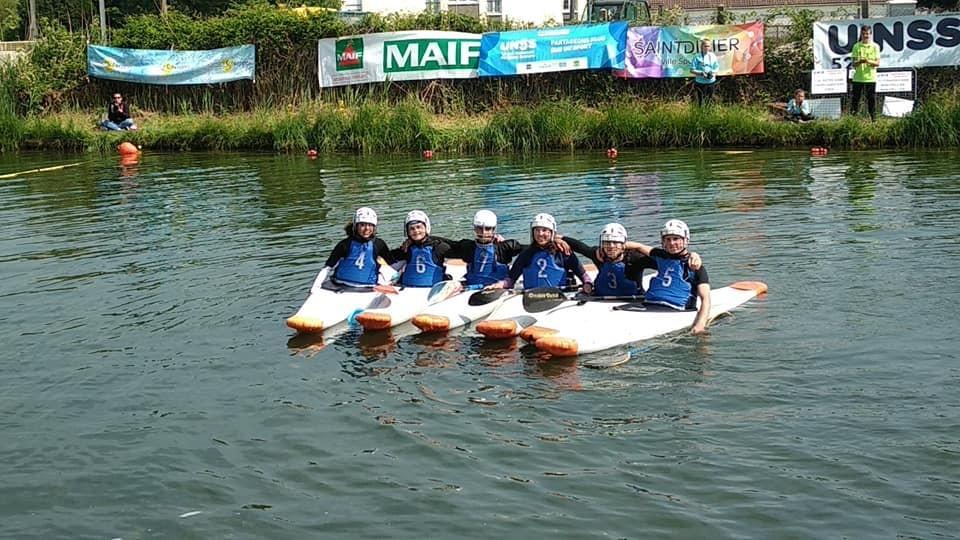 Montpellier 3M Canoë-Kayak UC - Alt image