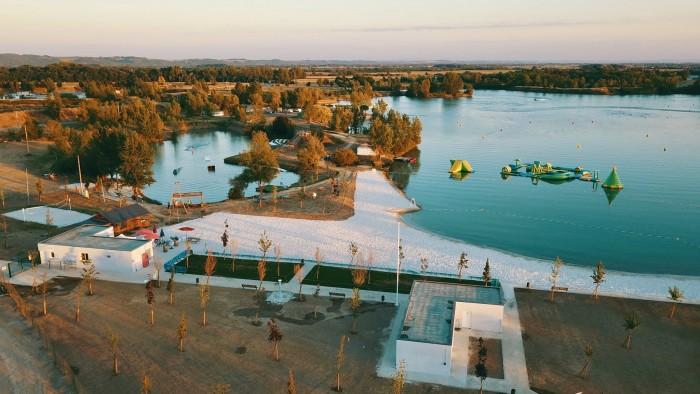 Base nautique eXtrem Ride park 2021 à Muret.