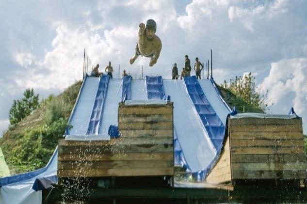 Water Jump eXtrem Ride Park à Muret