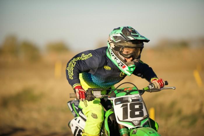 Session Motocross avec eXtrem ride park à Muret.