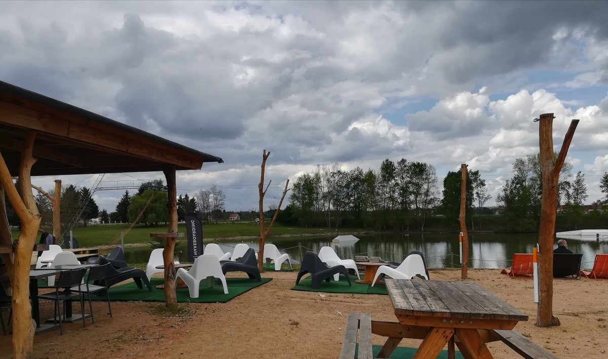 Natural wake park - Alt image