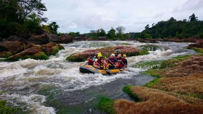 Niak Rafting Guyane