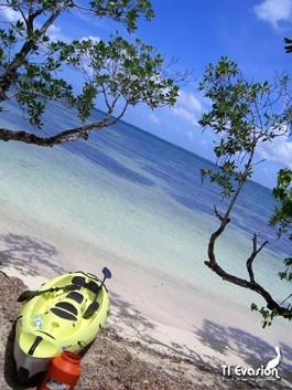Guadeloupe Kayak TI Evasion