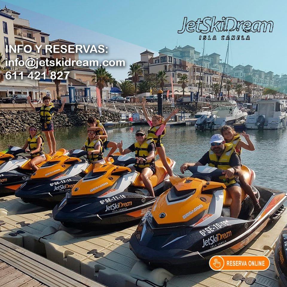 Jetski Dream Isla Canela - alt_image_gallery