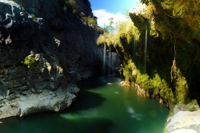 Canoë-Kayak Gorges de l'Hérault