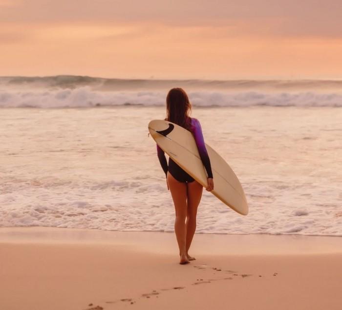 Surf et nature
