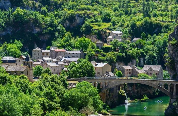 Canoë-Kayak Gorges du Tarn