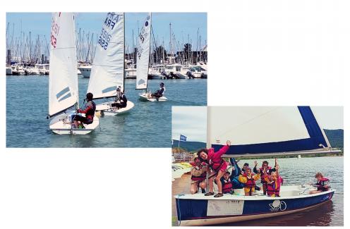 Sailing initiation and improvement