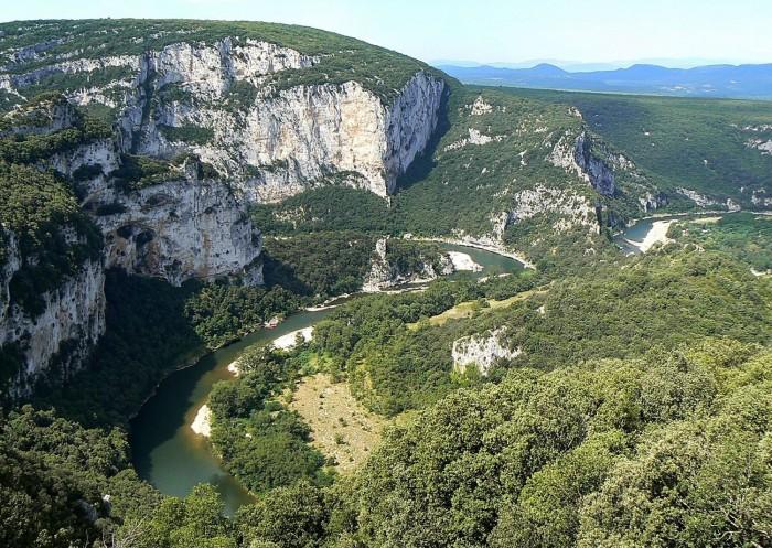 Canoë Ardèche