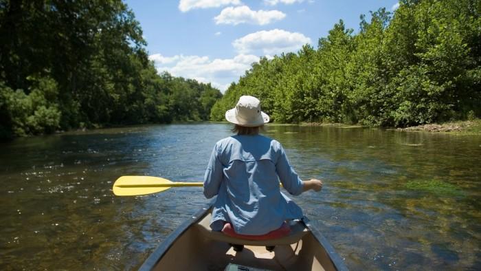 canoe-kayak nature
