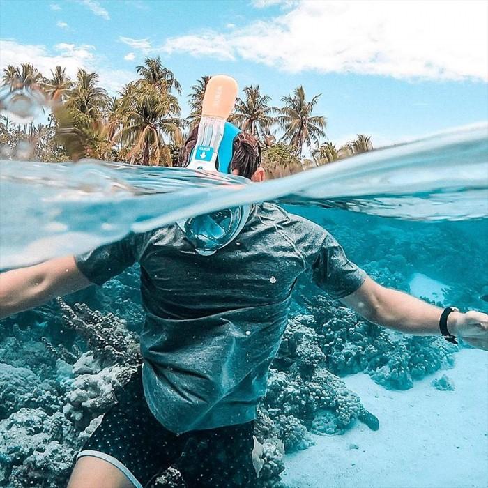 LYCRA SURF MEN UV PROTECTION SHORT SLEEVES - Alt image