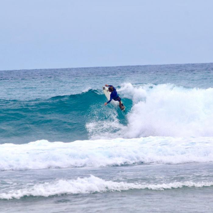 LYCRA LONG SLEEVE SURF MEN UV PROTECTION LINES - Alt image