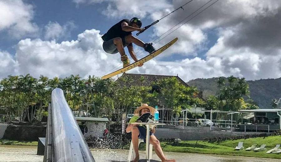 Martinique wakepark - Alt image