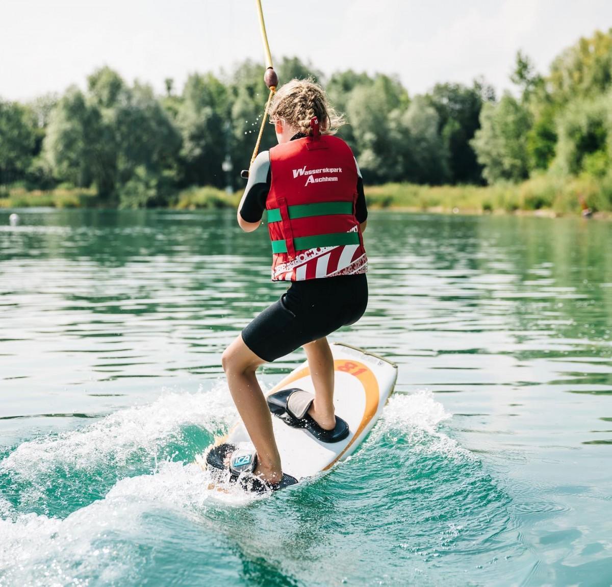 Aschheim Wasserskipark - Alt image
