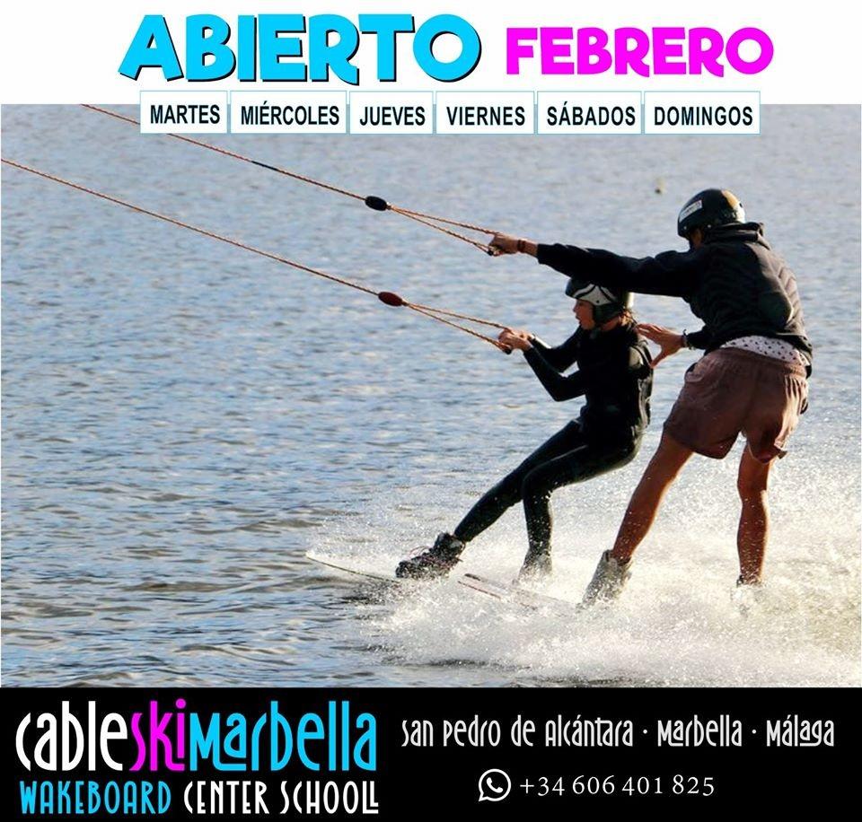 Cable ski Marbella - alt_image_gallery