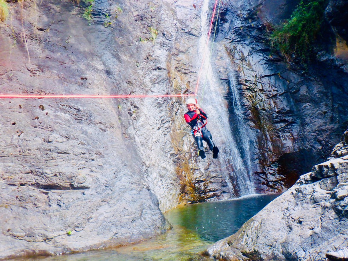 Lago Maggiore Canyoning Mountain Guides - Alt image