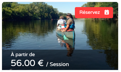 reserver excursin canoe patrick lakatos