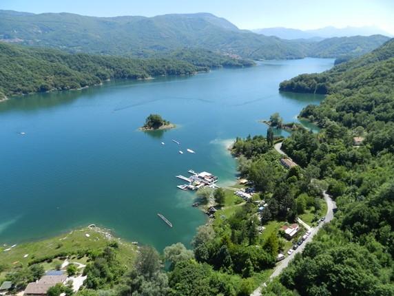 Lago de salto Italie Spotyride