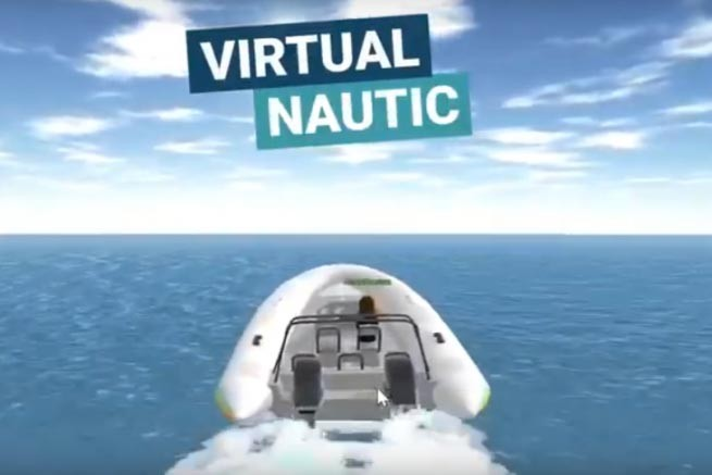 LE VIRTUAL NAUTIC 2021 , the SHOW !