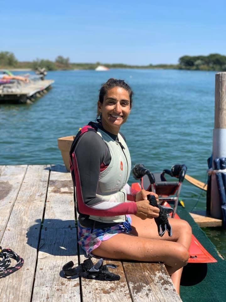 INTERVIEW | Rencontrez Delphine, championne handisport