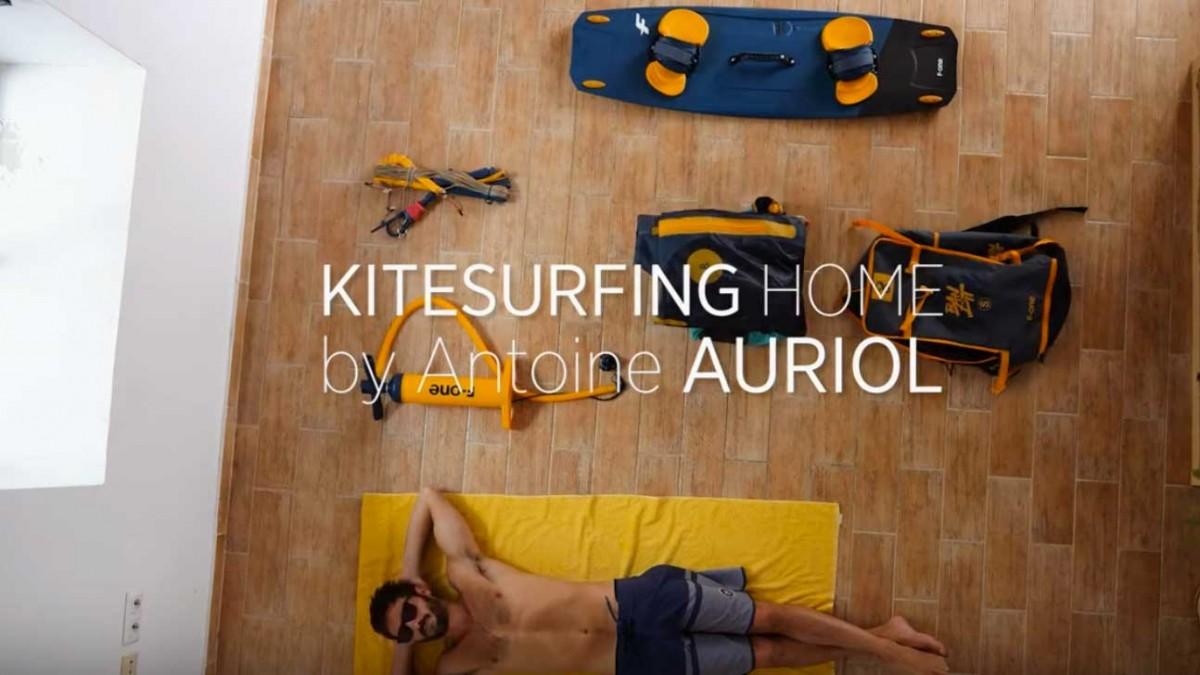 Kitesurfing Home | Antoine Auriol