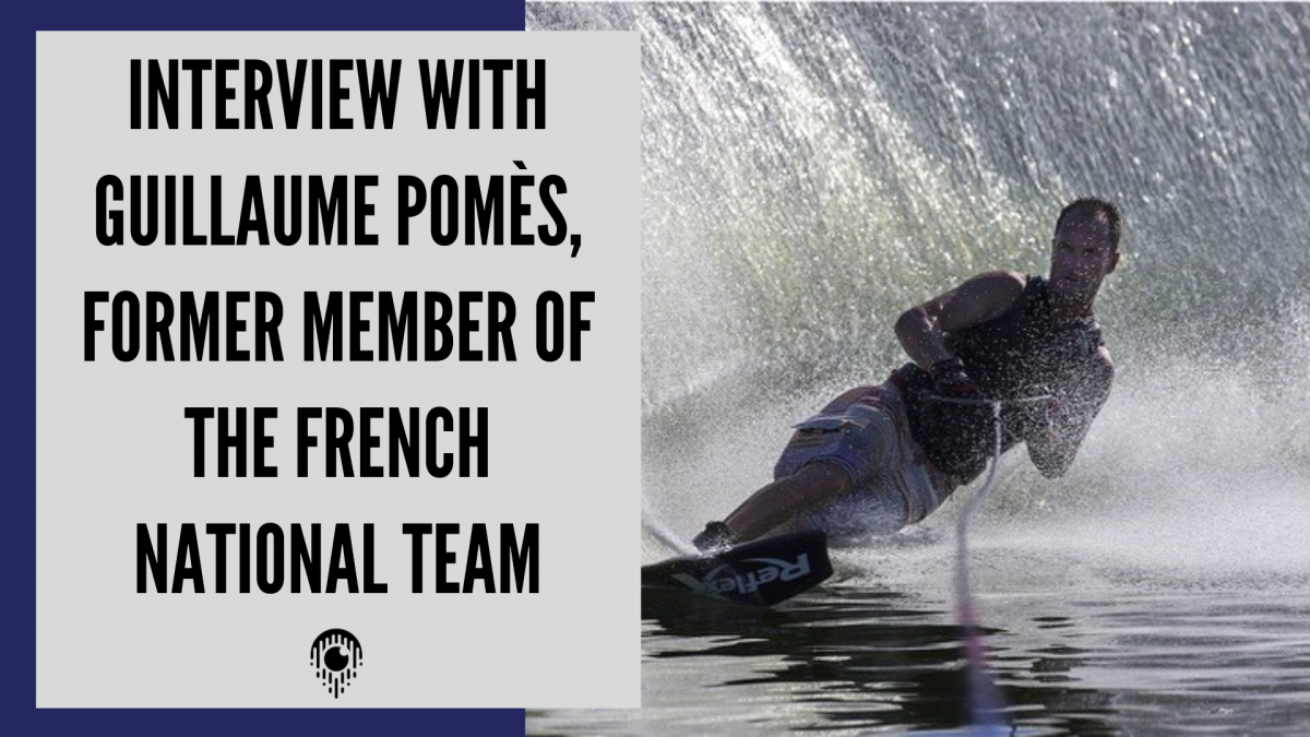 Interview with Guillaume Pomès, former professional rider.