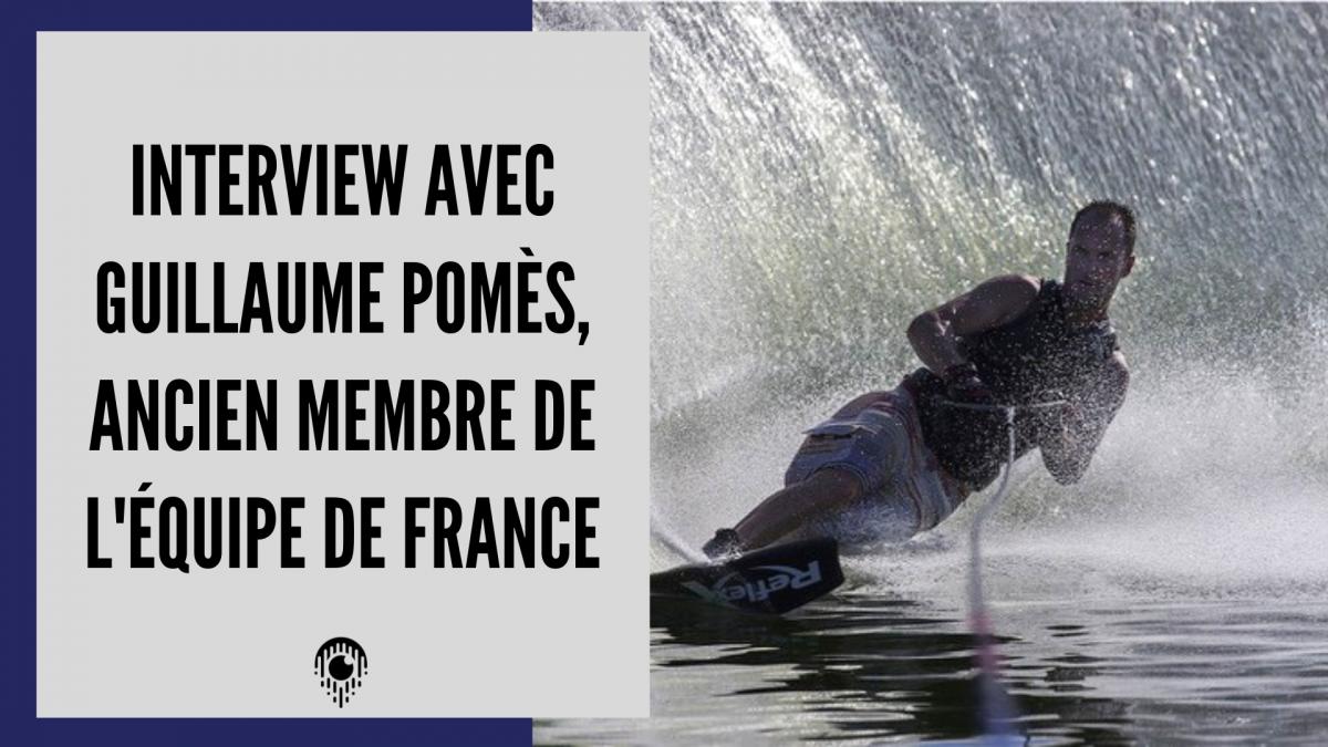 Interview avec Guillaume Pomès, ancien rider professionnel