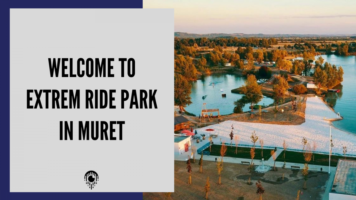 Welcome to eXtrem ride park in Muret