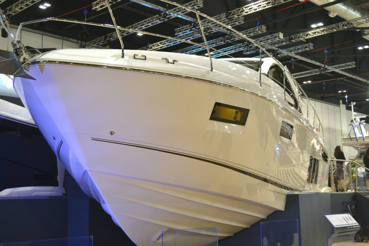Not to be missed, the Boatshow.fr opens its doors on 8/10