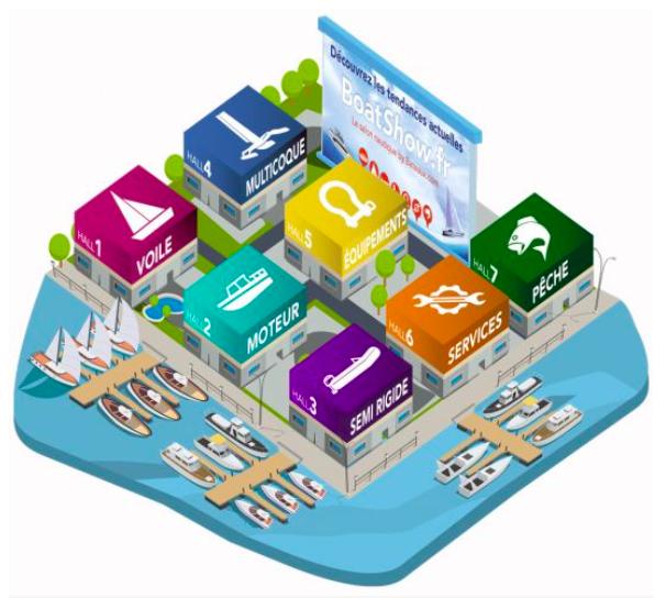 Découvrez le premier salon nautique virtuel : le Boatshow.fr