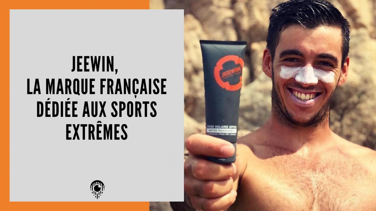 Jeewin, la marque française dédiée aux sports extrêmes