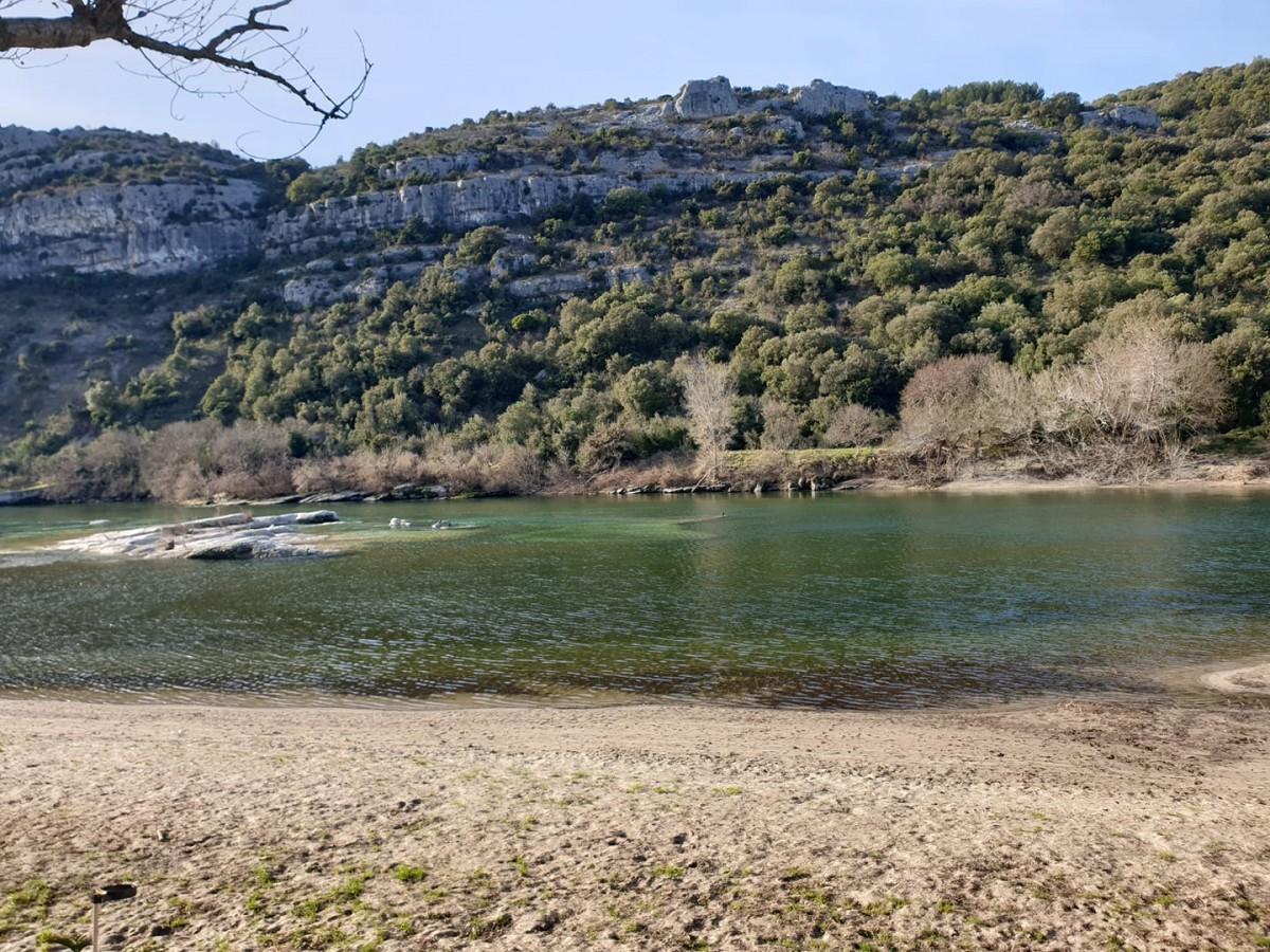 Canoê en Ardèche
