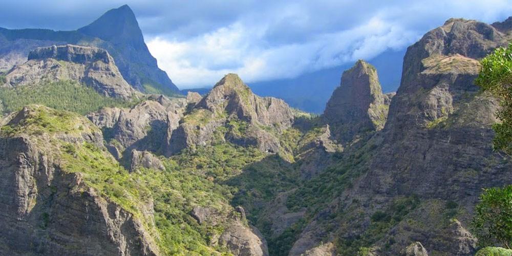 Cirque de Mafate, Ile de la Réunion