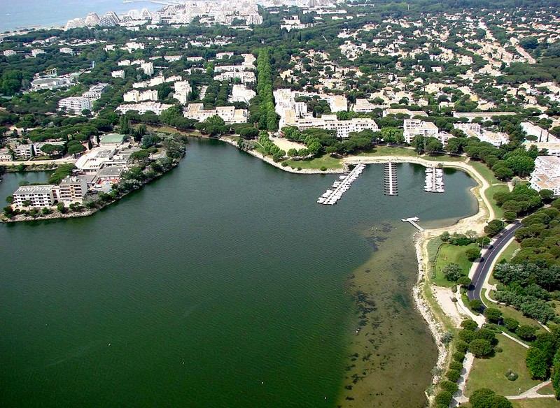 Wakeschool in south of France