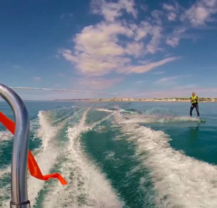 L'Effet Kiteschool wakeboarding