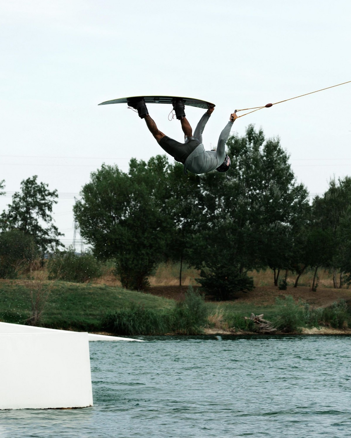 Session wakeboard chez Exo83