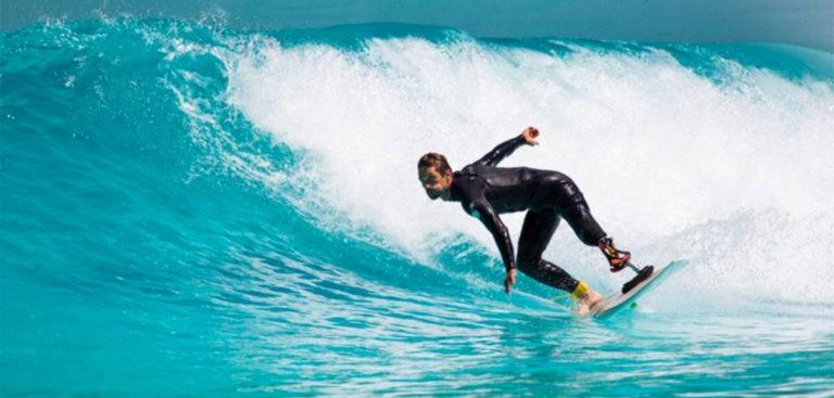 Session handi-surf