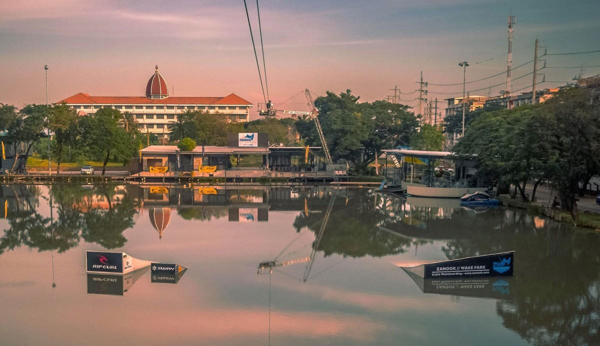 thaïlande wake trip zanook wake park