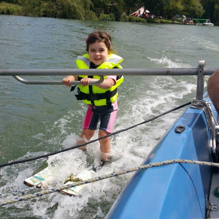 baby ski nautique