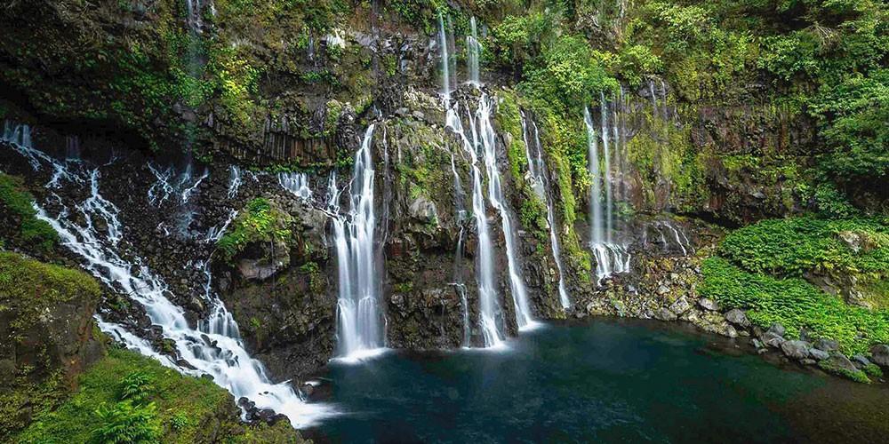 Canyoning on Reunion Island