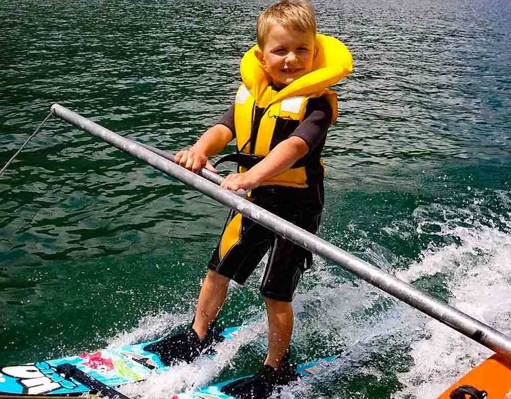 Water ski for children