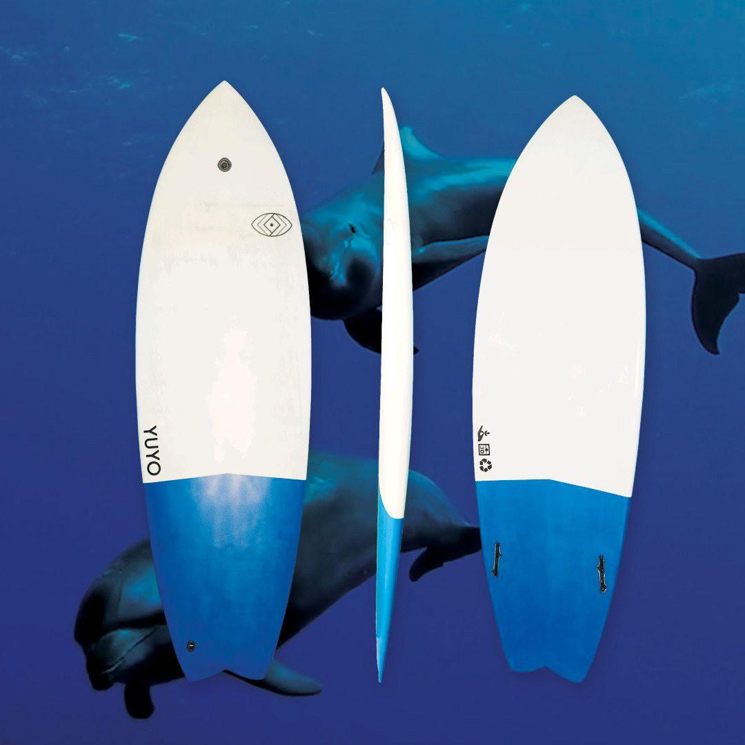 New surfboard Yuyo