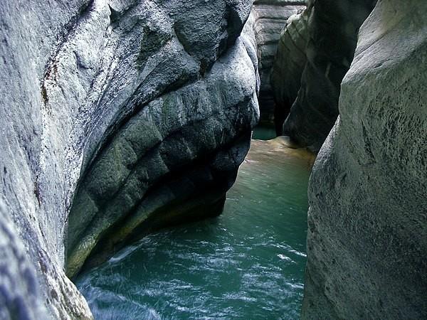 Canyoning Nice