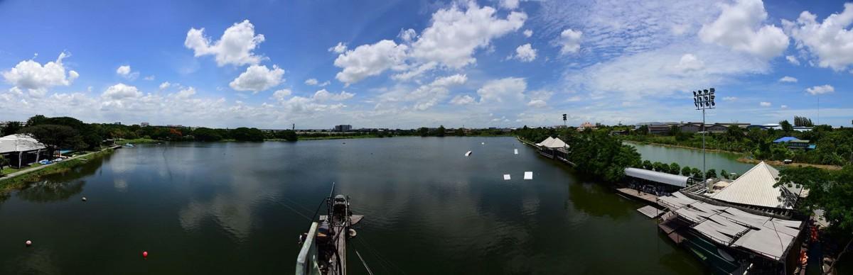 wakepark Taco Lake Thailand